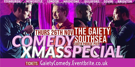 Super Funny Comedy Special at The Gaiety! tickets
