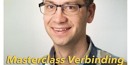 Millennial Masterclass Verbinding klinisch psycholoog Pieter Dingemanse tickets