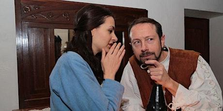 """Cena con delitto Cento: """"La stanza segreta"""" biglietti"""