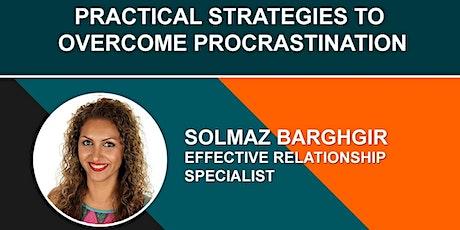 Practical Strategies to Overcome Procrastination