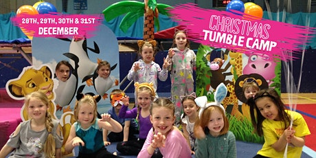 Gymnastics Camp | 28th, 29th, 30th & 31st December tickets