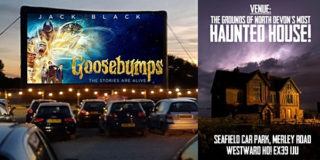 Drive-In Cinema: Goosebumps - SOLD OUT! tickets