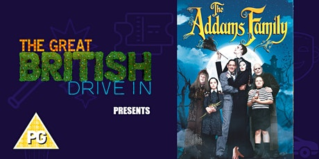 The Addams Family (Doors Open at 17:00)