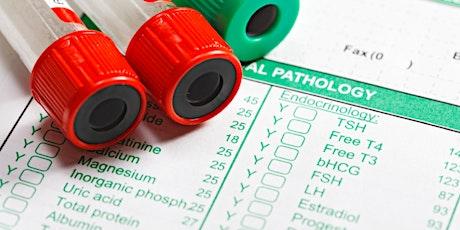 Understanding blood tests for general practice nurses - Salford & Trafford tickets