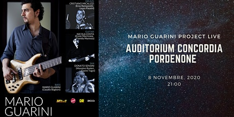 Concerto Mario Guarini Project tickets