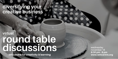 round table discussions: diversifying your creative business tickets