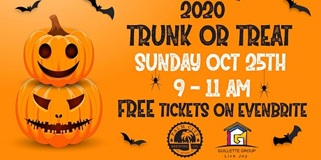Trunk or Treat - FREE Outdoor Event tickets
