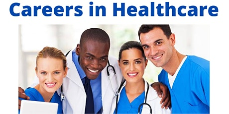 Career Exploration Series: Careers in Healthcare tickets