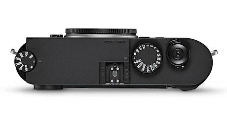 Leica M10 Monochrom: Ein kurzer Überblick mit Olaf Wolf Tickets