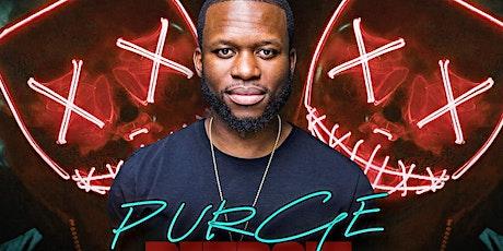"Dj Mobeatz ""Purge Detroit Halloween Party"" @ Club Bleu tickets"