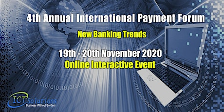 4th Annual International Payment and Innovation Forum tickets