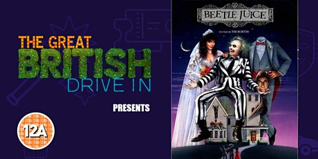 Beetlejuice (Doors Open at 20:15) tickets