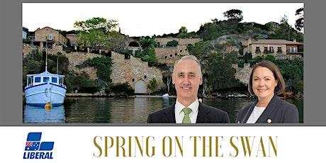 Spring on the Swan Hon.Liza Harvey MLA, Dr. David Honey MLA Michelle Boylan tickets