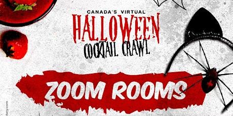CANADA'S VIRTUAL HALLOWEEN COCKTAIL CRAWL tickets