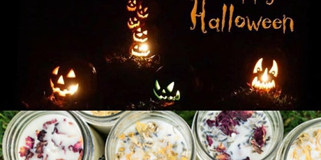All Hallows Eve Candle Making Class tickets