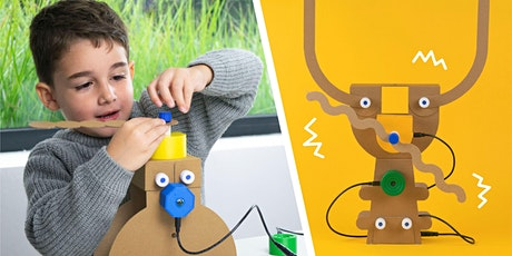 Animate workshop: Bring your dream creature to life! tickets