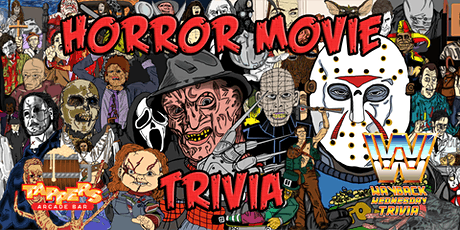 Horror Movie Trivia tickets