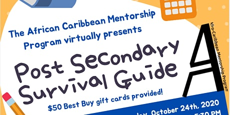 Post Secondary Survival Guide tickets