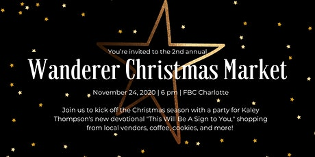 Wanderer Christmas Market and Book Launch Party tickets