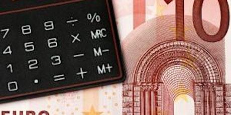 """Atelier """"Pratiquer son business plan financier"""" billets"""