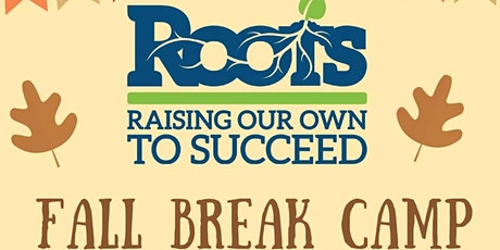 Fall Break Camp tickets