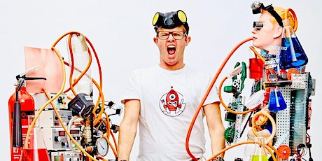 Fartology!  Science Show & Live Q&A tickets