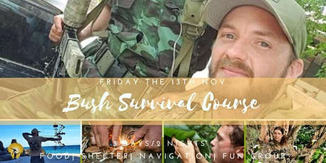 Bush Survival Weekend with BJ Johnson tickets
