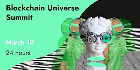 Blockchain Universe Summit tickets