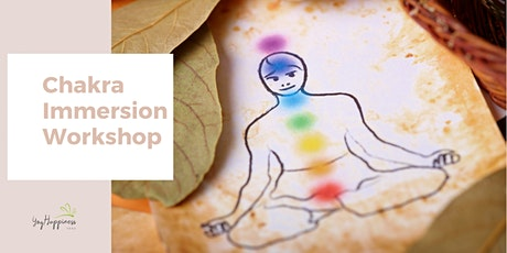 Chakra Immersion Workshop billets