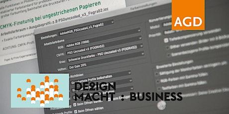 Webinar: Paper & Print II – Farbe und Naturpapier Tickets