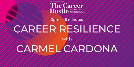 The Career Hustle - Career Resilience tickets