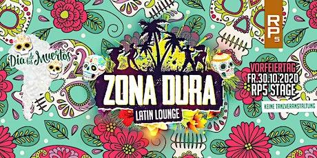 ZONA DURA Hannover - Latin Lounge / Dia de los muertos /FR.30.10.20 Tickets