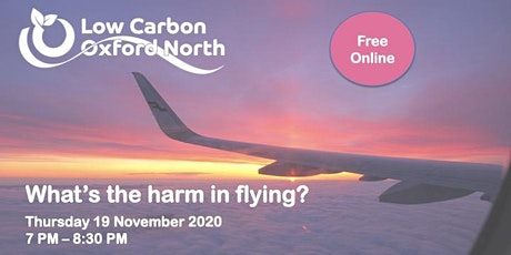 What's the harm in flying? tickets