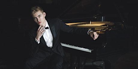 Pianist Colton Peltier tickets