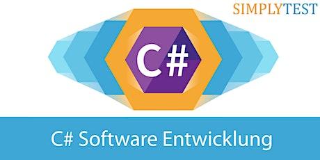 C# Software Entwicklung - Grundlagenkurs Tickets