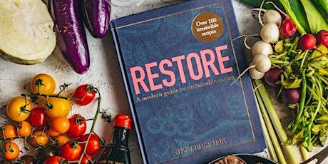 Gizzi Erskine's 'Restore' Book Launch tickets