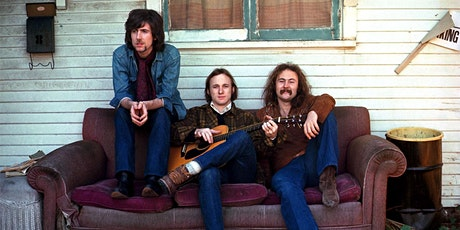 Virtual Tuesday Night Record Club - Crosby Stills and Nash: Self-Titled tickets