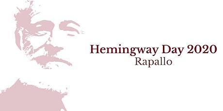 Hemingway Days 2020 a Rapallo biglietti