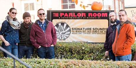 The Parlor Room Home Sessions: In The Nick of Time (Livestream) tickets