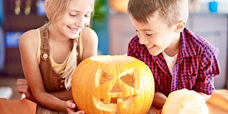 Outdoor Pumpkin Carving Halloween Party tickets