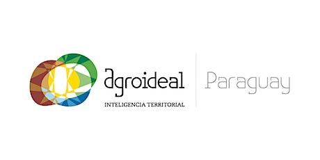 Lanzamiento Sistema Agroideal en Paraguay boletos
