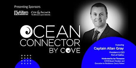 (Virtual) Ocean Connector with Captain Allan Gray tickets