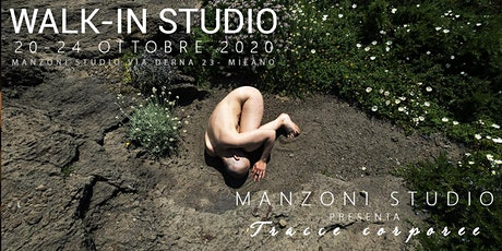 Tracce Corporee- Walk-in Studio 2020 biglietti