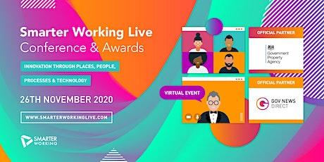 Smarter Working Live 2020 tickets