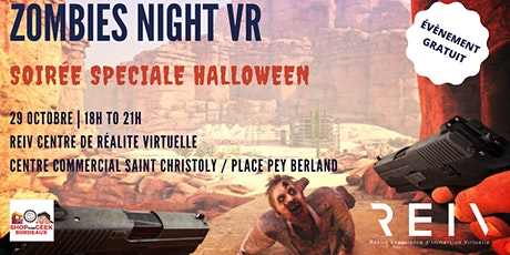 Soirée Spéciale Halloween : Zombies Night VR billets