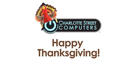 Thanksgiving - CLOSED tickets