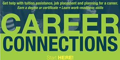 Career Connections Youth Program - Info Session tickets