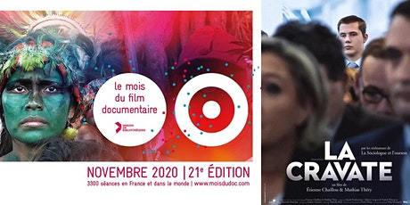 "Mois du film documentaire : projection-débat autour du film ""La Cravate"" tickets"