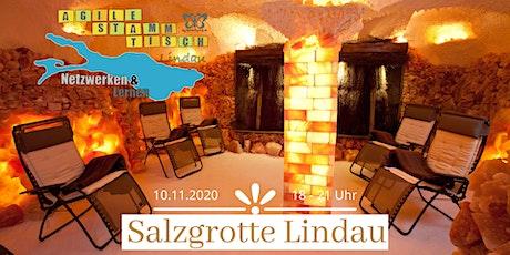 Agile Stammtisch goes Salzgrotte Lindau Tickets