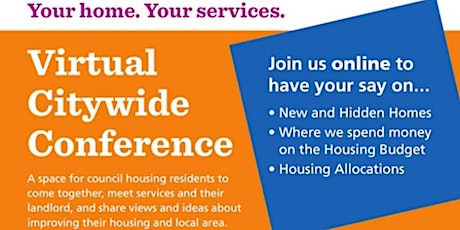 Brighton & Hove Council Housing Conference 2020 tickets